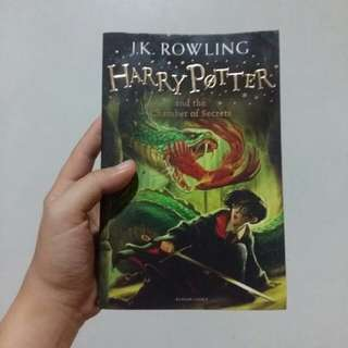 Harry Potter Book paperback