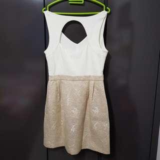 Forever New sweet heart dress