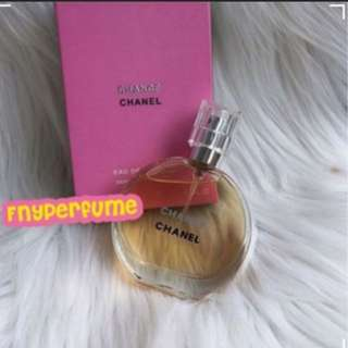 chanel chance 100ml (segel)