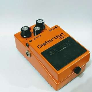 Boss DS-1 ( Mint Conditon )