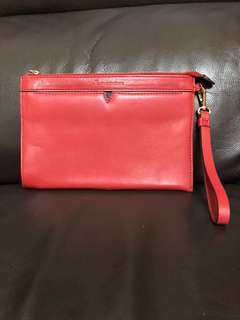 Clutch bag - Aquascutum 100%new