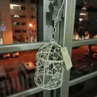 Hanging Iron Basket