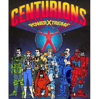 CENTURIONS COMPLETE SERIES (1986)