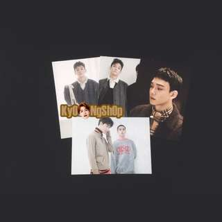[WTS / READY STOCK] EXO UNIVERSE OFFICIAL POSTCARD