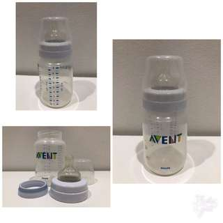Preloved Avent Bottle 9oz (Teat Size 1)