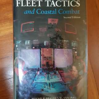 Fleet tactics (history military warfare book)