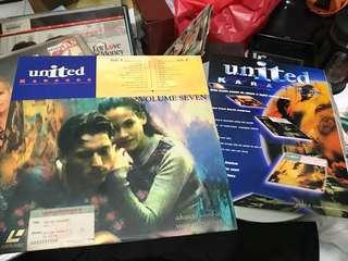 United Karaoke (laser disc)