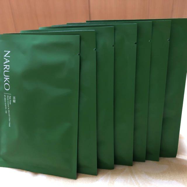 茶樹面膜(單包共7包)