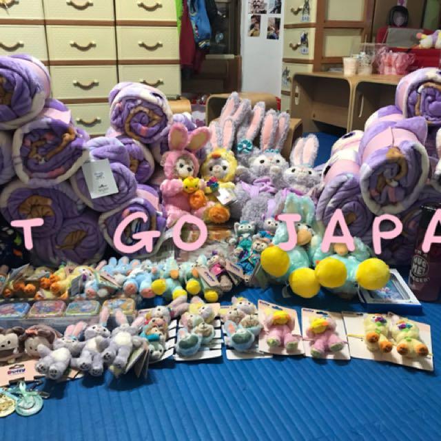 長期代購日本🇯🇵、香港🇭🇰迪士尼商品及生活日用品