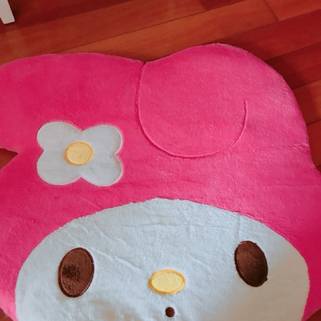 可愛美樂蒂地毯