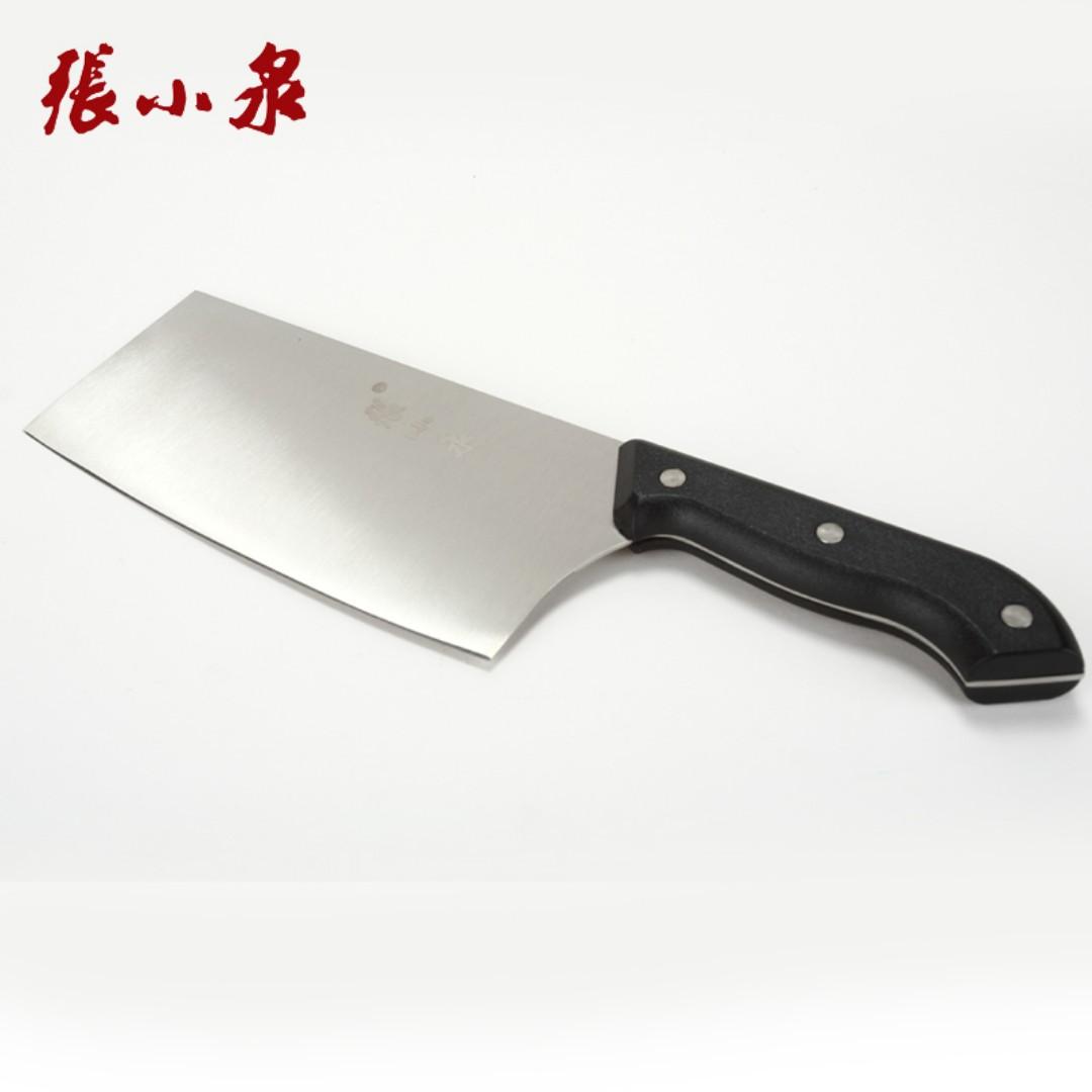 正品杭州張小泉 N5472 家用不銹鋼菜刀 廚房用菜刀 切片刀