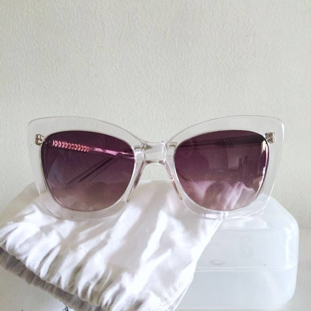 & Other Stories Clear Sunnies
