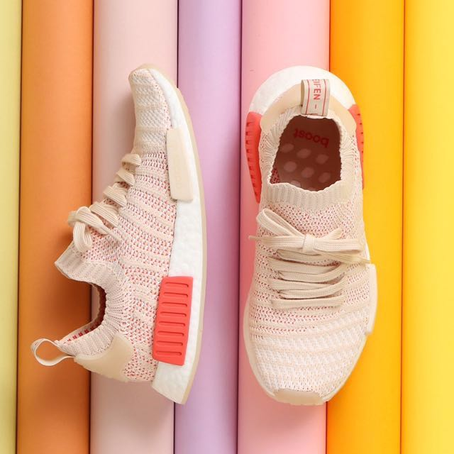 Adidas Nmd R1 Moda Stlt Primeknit Linen>Cq2030, La Moda R1 Femminile, Le Scarpe f8b01e