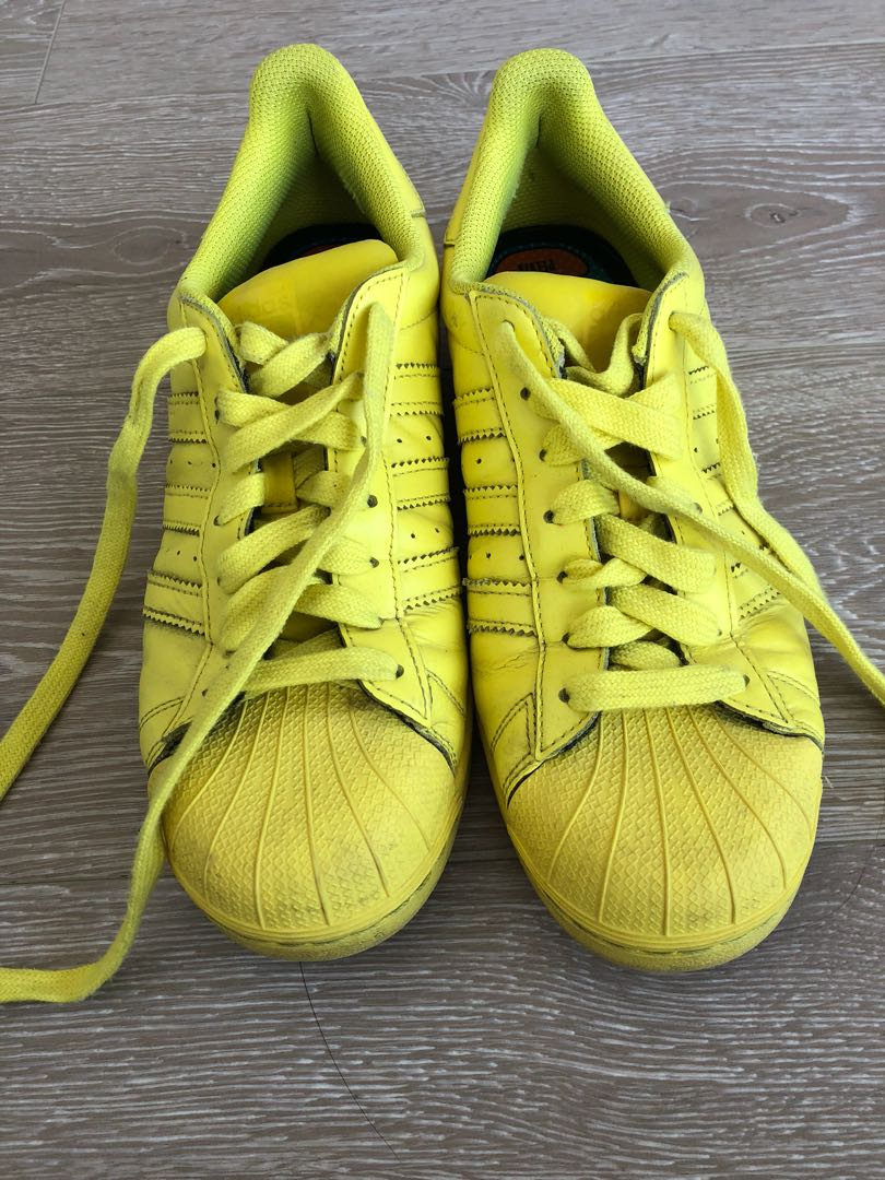 Adidas Supercolor Yellow