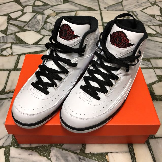 Air Jordan 2 Retro Converse Pack 限量 limited US10