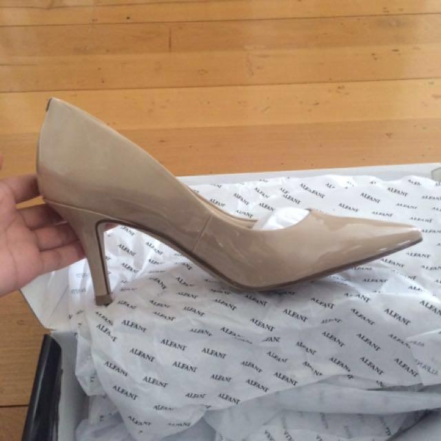Alfani Nude Heels