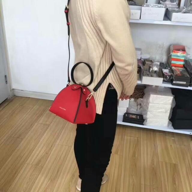 Arinan&Kate Mini Pyramid Tote Bag迷你金字塔小包