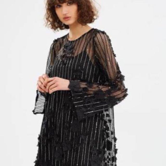 Asilio short dress/long top xs