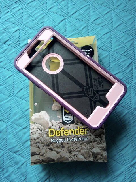 AUTHENTIC OTTERBOX CASE FOR IPHONE 7 PLUS