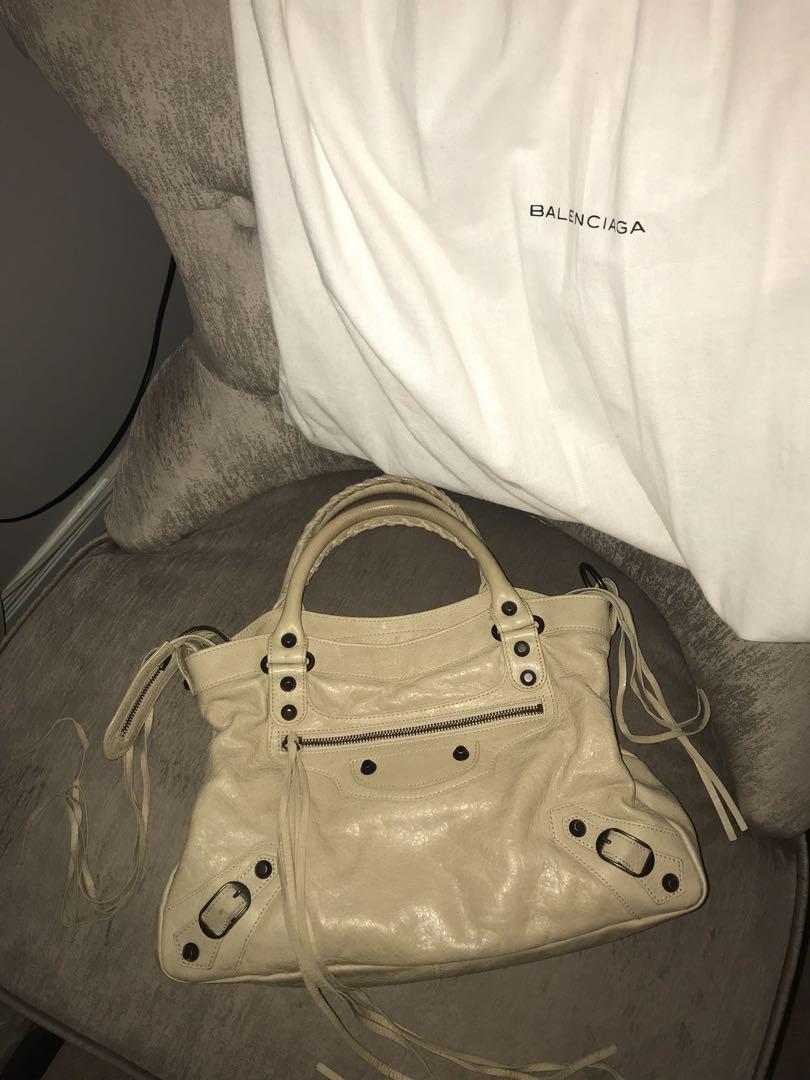 Balenciaga town purse