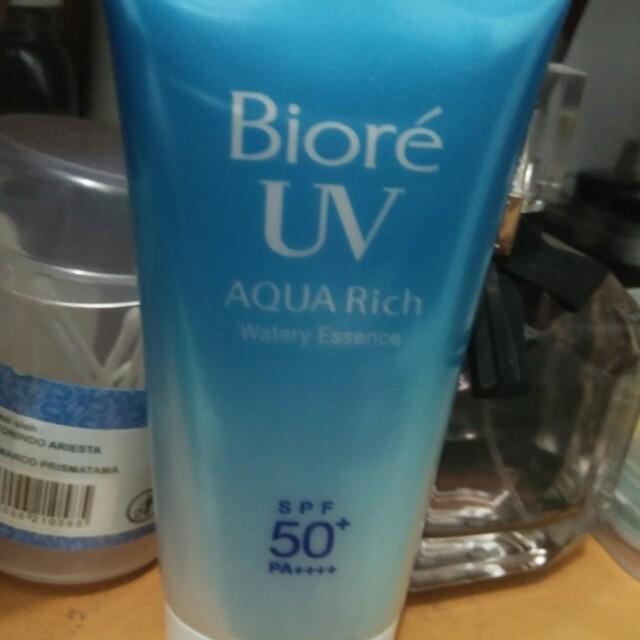 Biore UV aqua rich