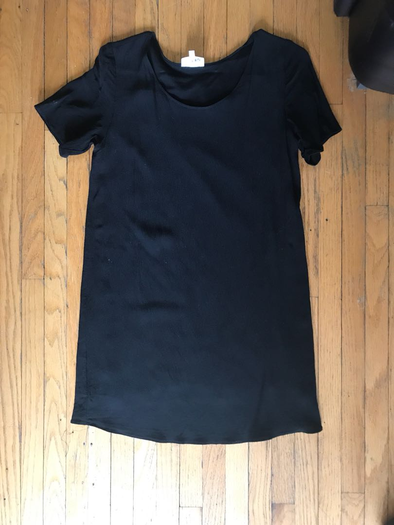 Black Wilfred fee dress - size small