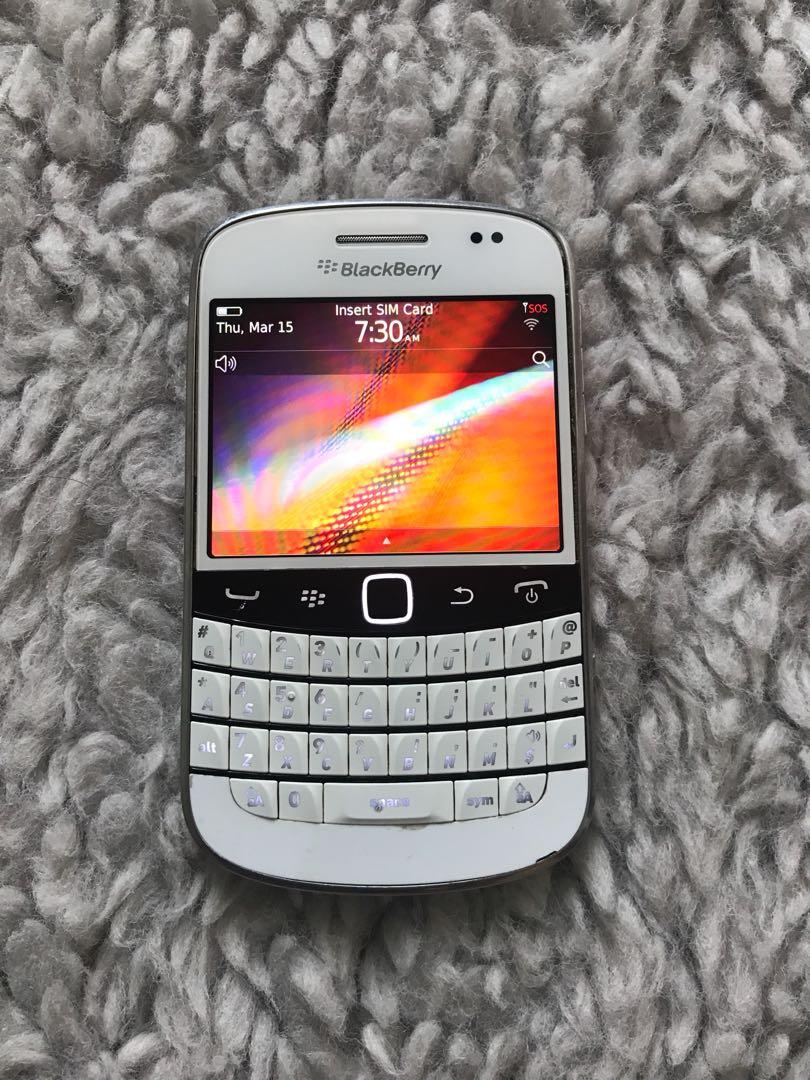 Blackberry Bolt dakota