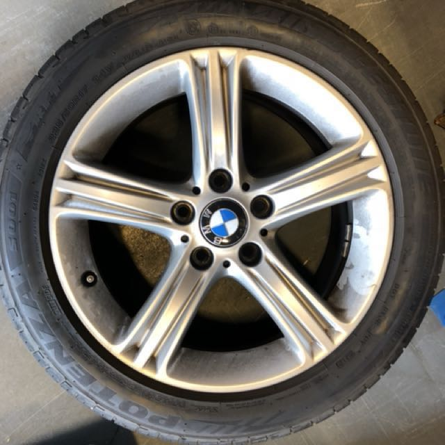BMW Rims and Tyres