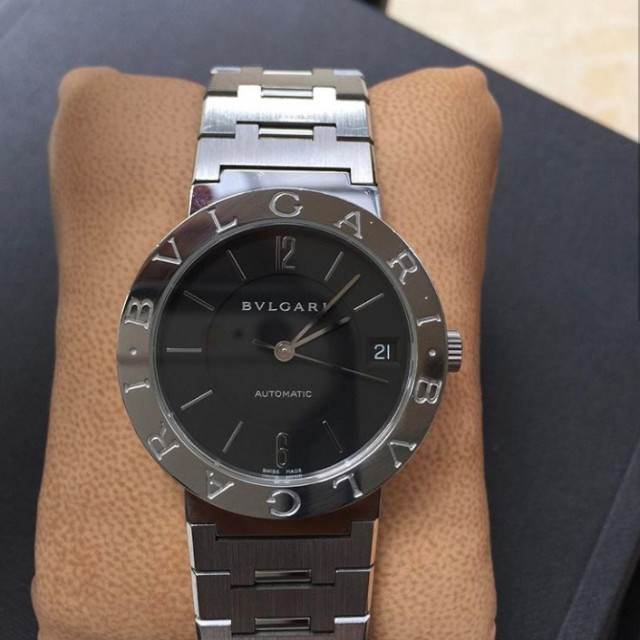 8624f43bfc6be Bvlgari watch BB33 Automatic preloved authentic jam tangan original ...