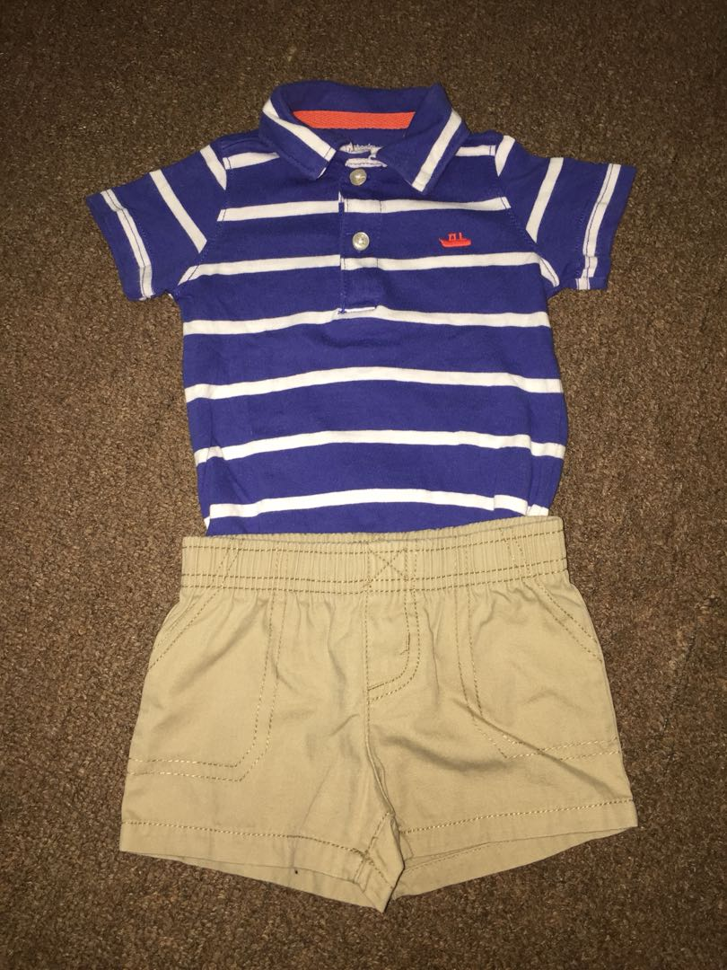 Carters casual set