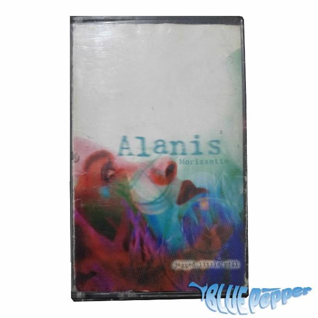 Cassette Tape Jagged Little Pill Album by Alanis Morisette📼📻🎵🎶