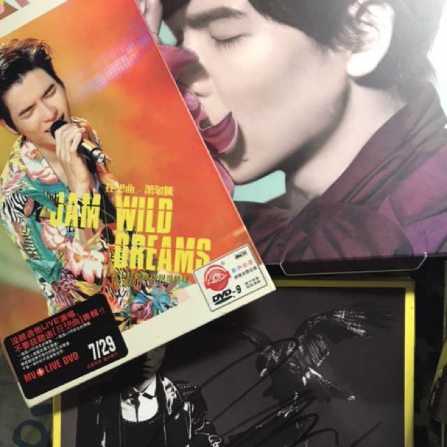 蕭敬騰六隻cd 含簽名碟