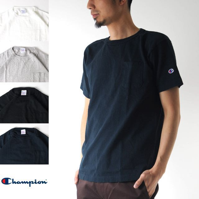 (降價)Champion 日本購入 正版男裝T恤 尺寸m 全新