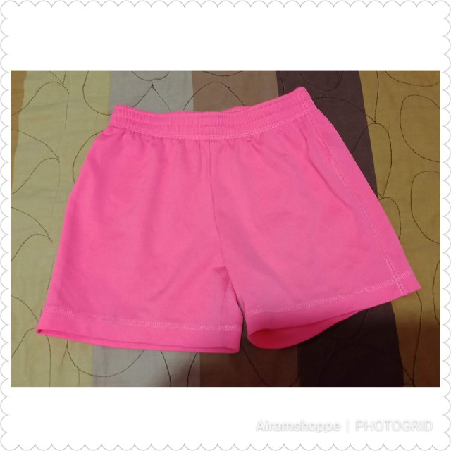 Circo Hot Pink Shorts (size 7-8)