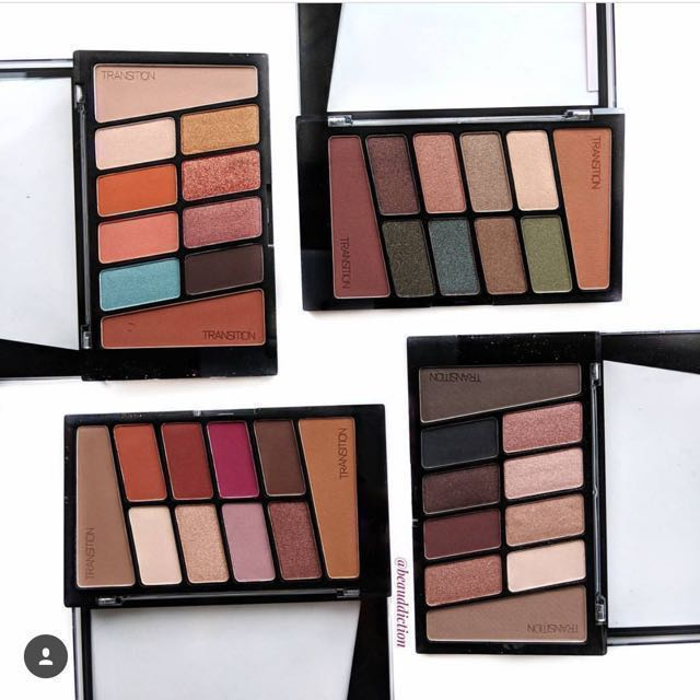 CLEARANCE🔸WET N WILD COLOR ICON EYESHADOW PALETTE