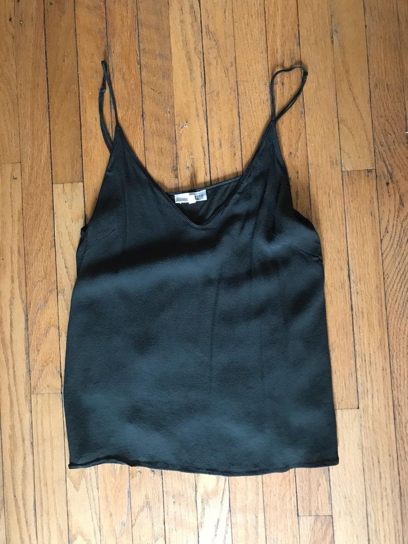 Dark green Wilfred tank top - size small