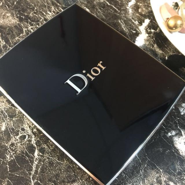 Dior 眉眼盤