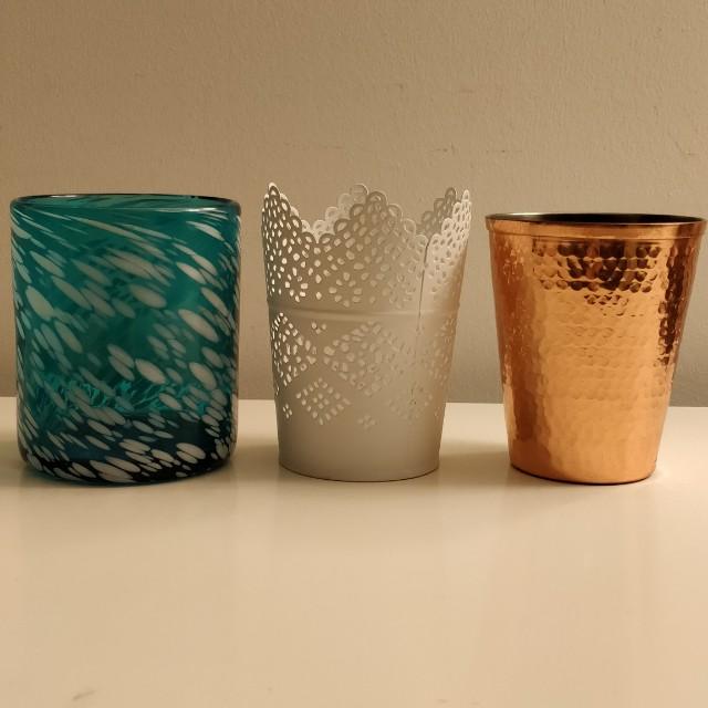 Empty cups/puts multi purpose