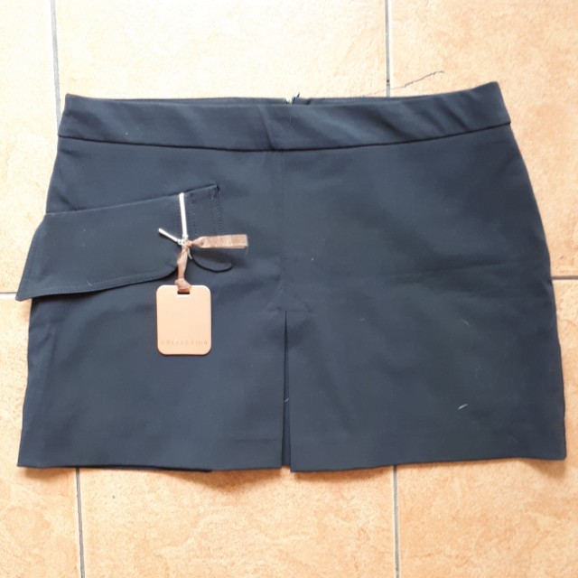 Ennepi G. Designer Mini Skirt Made in Italy