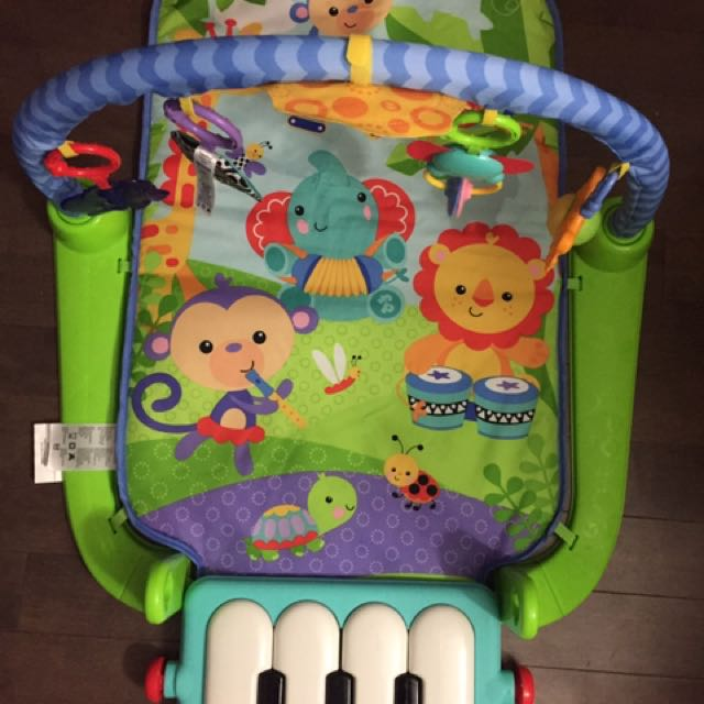 Fisher Price Kick 'N Play Piano Gym