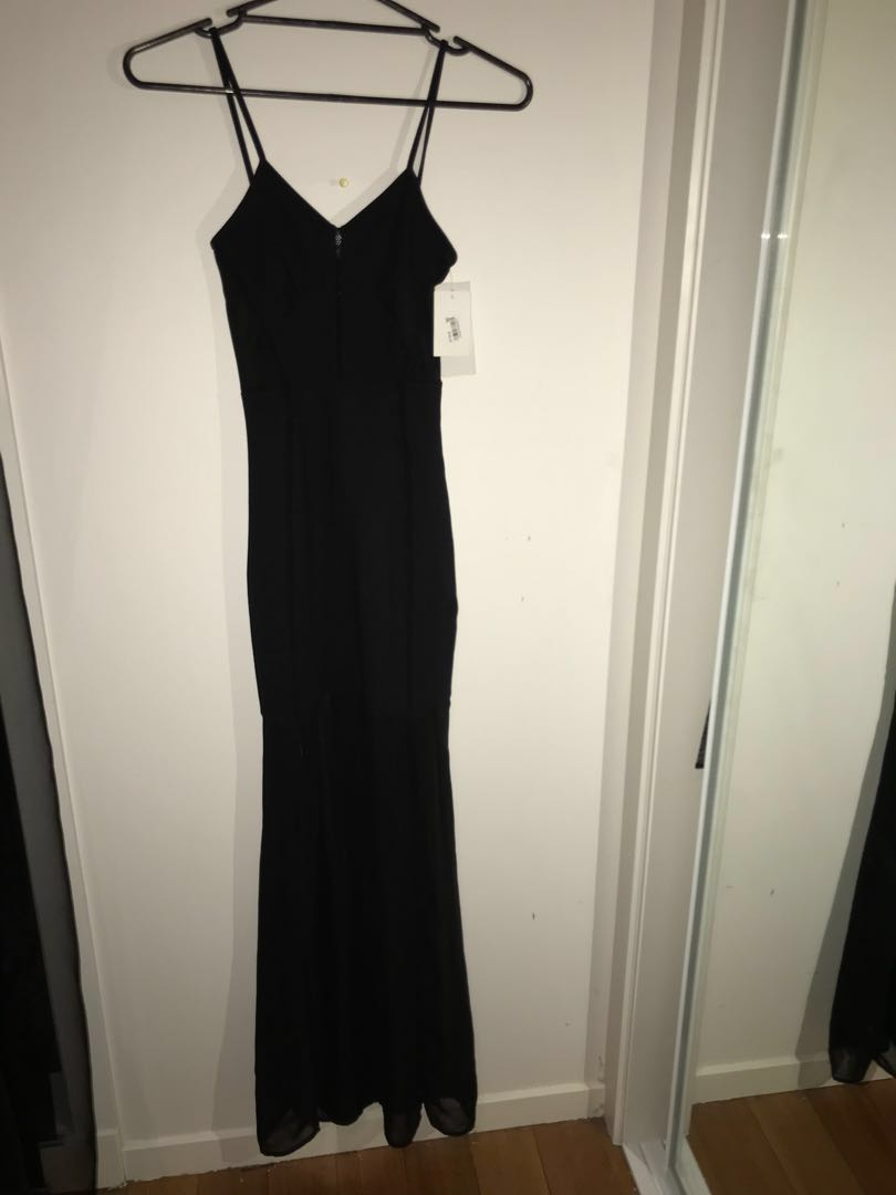 French connection evening dress