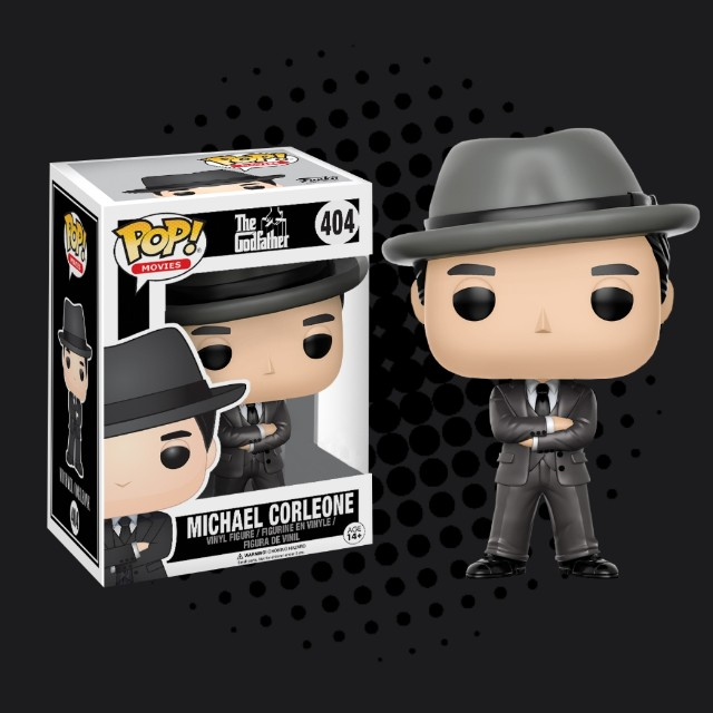 FUNKO POP - THE GODFATHER - MICHAEL CORLEONE IN HAT 2baa2ad26cc9