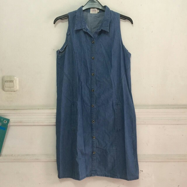 Gaudi Denim Dress