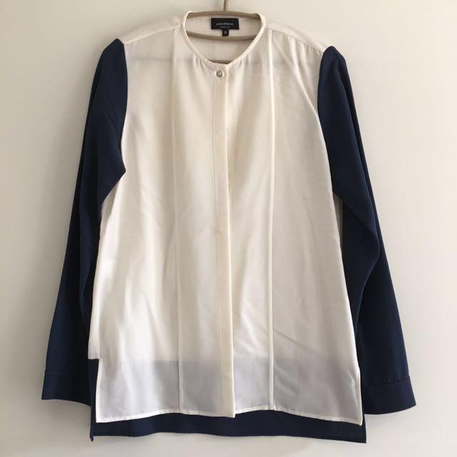義大利品牌giulianoFujiwara女襯衫