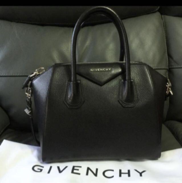 ef955ad67e Givenchy Antigona Handbag Strap - Foto Handbag All Collections ...