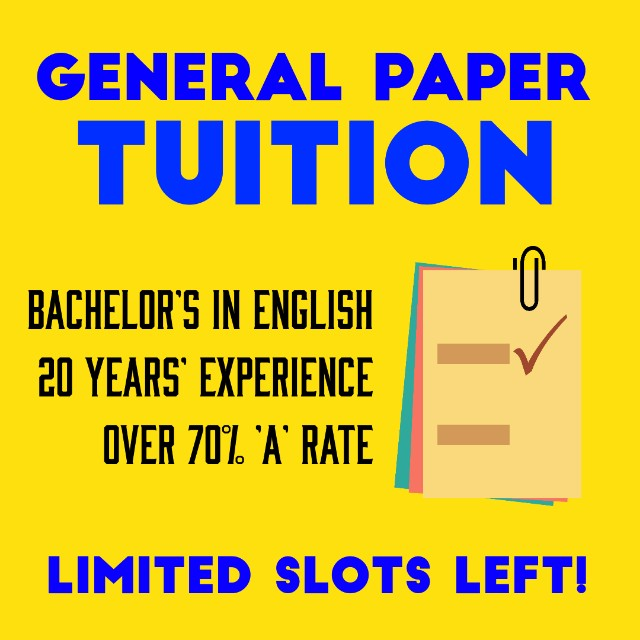 GP Tuition - Full-Time Tutor