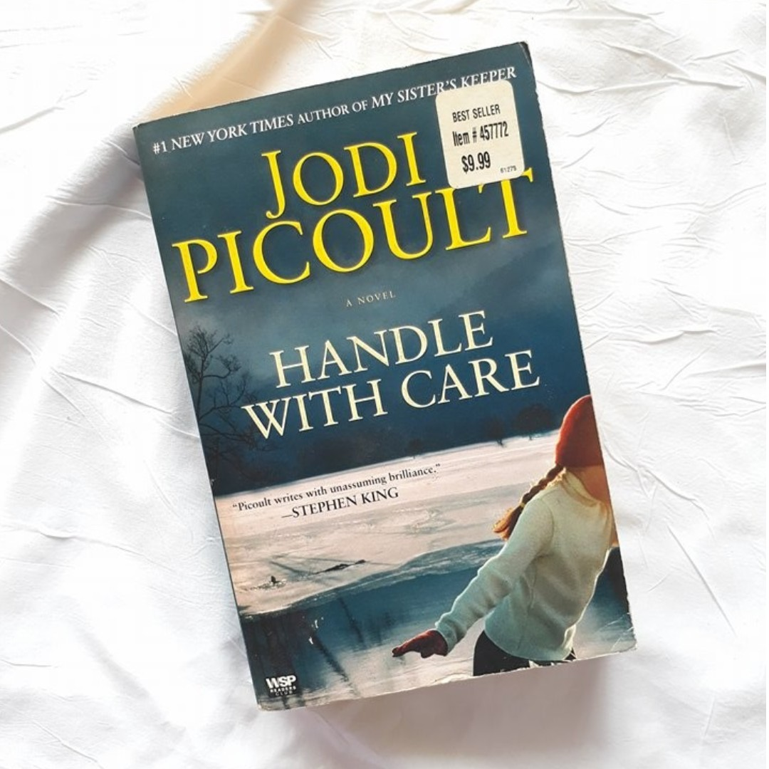 Handle With Care By Jodi Picoult (REPRICED)