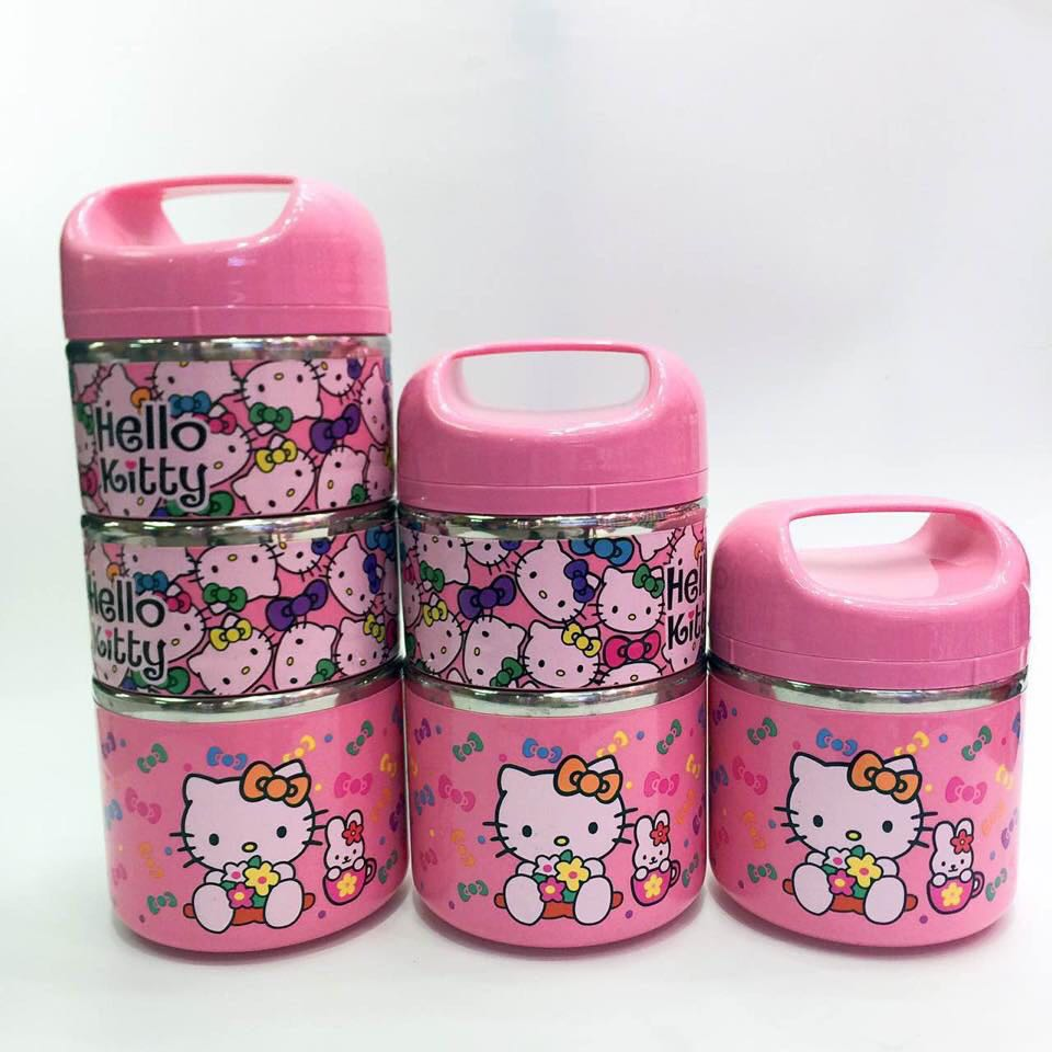 hello kitty lunch box stainless