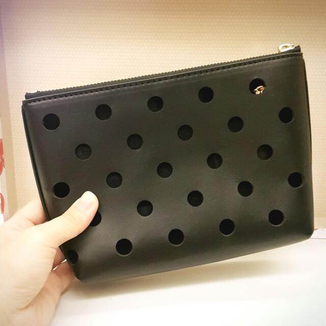 H&M 手拿包 化妝包 收納包 錢包 正品 公司貨