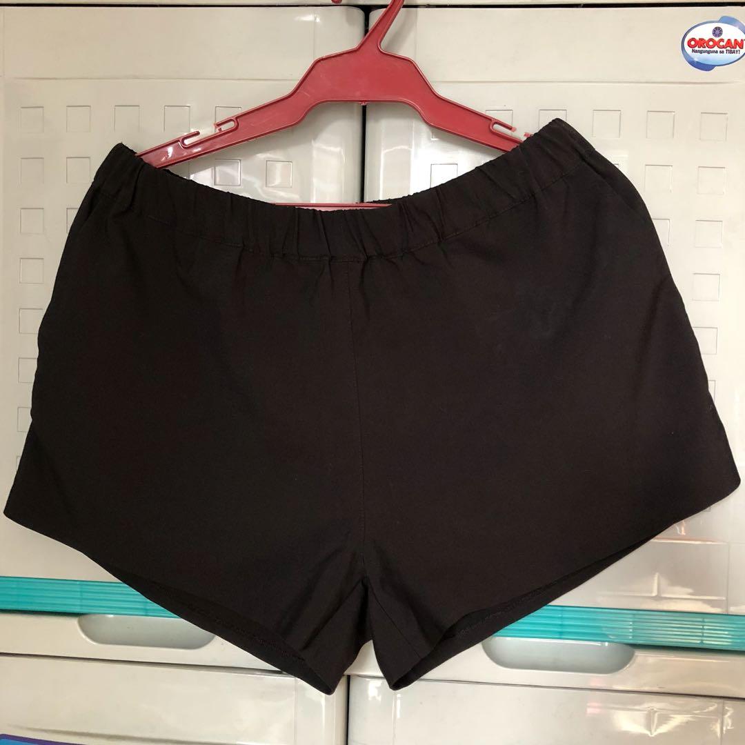 H&M Divided Black Shorts